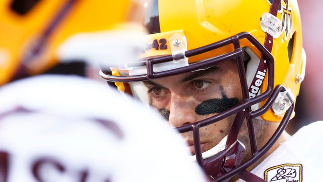 Arizona State coach Todd Graham on Friday gave clues to what next season's offense might look like with senior Mike Bercovici stepping in at quarterback.