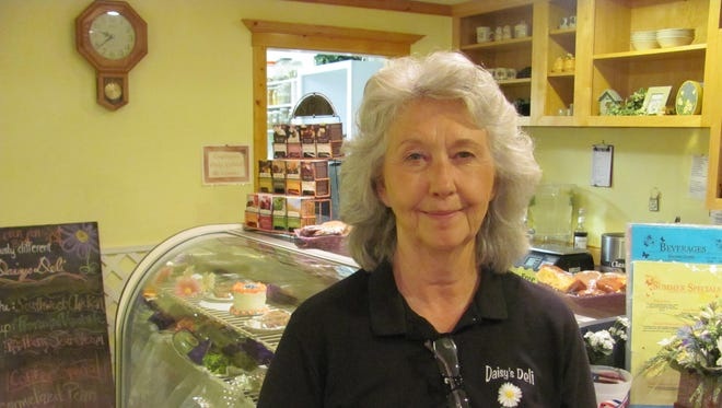 Marilyn Mason is the owner of Daisy's Deli and Bakery, 508 1st Ave. N.