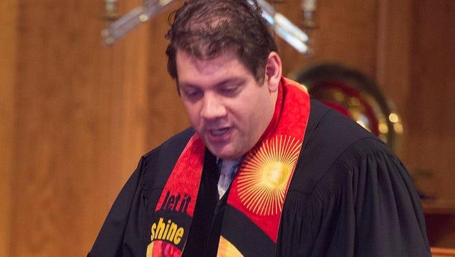 The Rev. Christopher D. Rodkey.