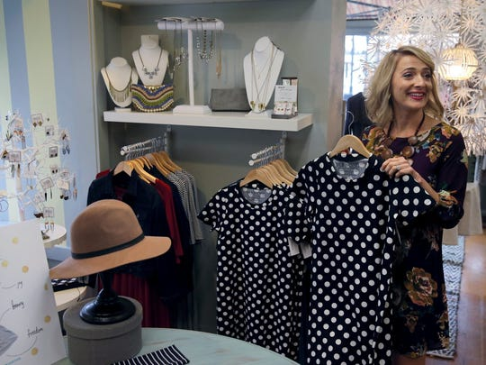 Christie Johnson is the owner of the Purpose franchise and opened the first store in downtown Bremerton.
