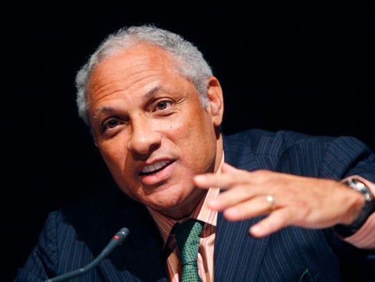 Former U.S. Rep. Mike Espy