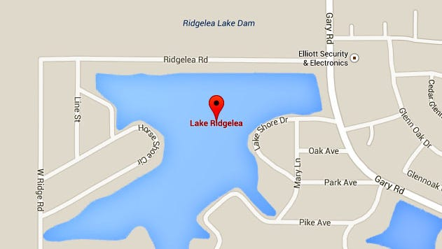 Lake Ridgelea, Byram, Miss.