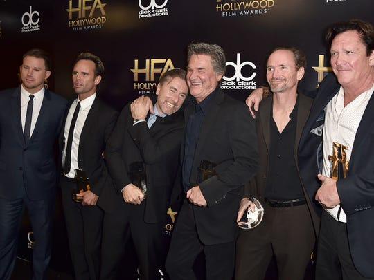 Channing Tatum, Walton Goggins, Tim Roth, Kurt Russell,