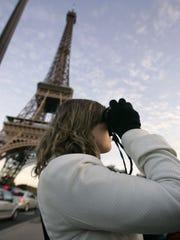 Y-Presser Sarah Zabel took a photo of the Seine River