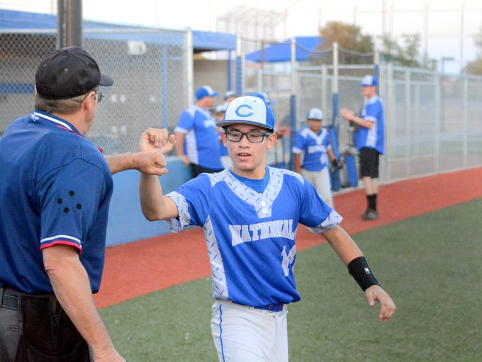 Shorthorn defeats National 11-2 in Thursday's 11-year-old