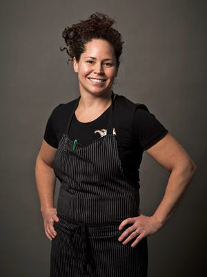 Stephanie Izard brings her talent and enthusiasm to the Kohler Food & Wine Experience next month.