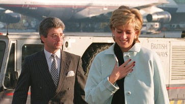 Princess Diana's private secretary coming to Knoxville to talk about Di