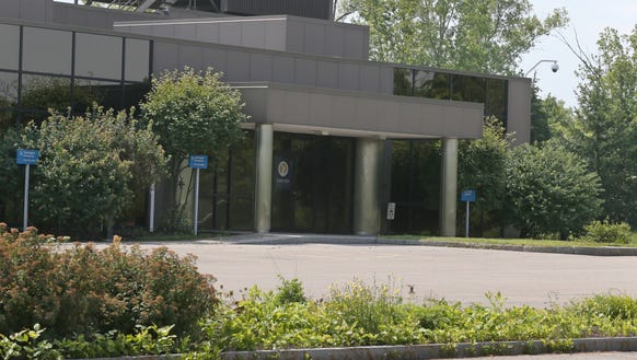 SUNY Poly's building at 115 Canal Landing Blvd. in