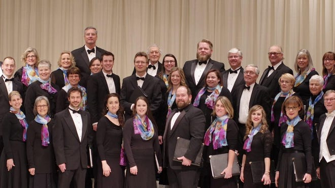 The Lange Choral Ensemble will perform at 7 p.m. Sunday, May 6 at First Presbyterian Church, 510 W. Ottawa in downtown Lansing.