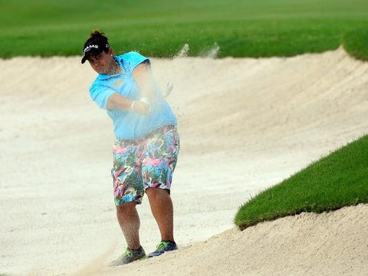 Pure Silk-Bahamas LPGA Classic - Round One
