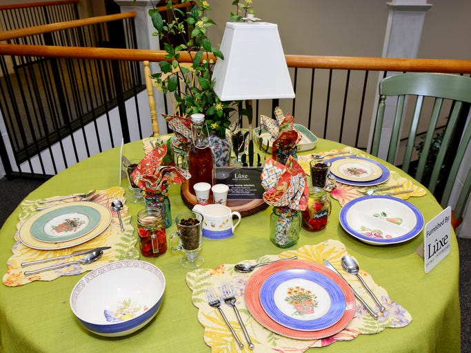 pensacola tour of tables summer delights our july issue of pensacola home amp garden