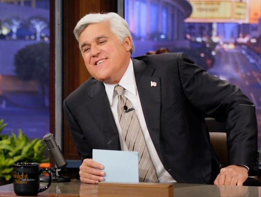 Jay Leno on junk food