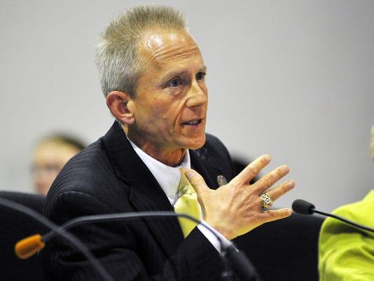 Hearing of Vineland Developmental Center Closure