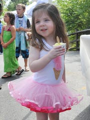 The Ice Cream Safari is Saturday at the Jackson Zoo.