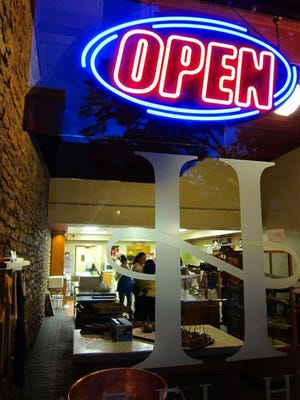 Downtown Topeka's Hazel Hill Chocolate has reopened, it announced Monday on Facebook.