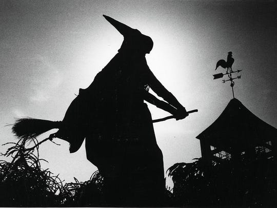 The witches, ghosts, and goblins are making a return