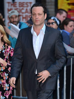 """Vince Vaughn will appear in the second edition of HBO's """"True Detective."""""""