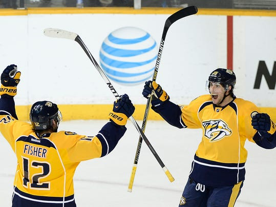 Craig Smith, Mike Fisher