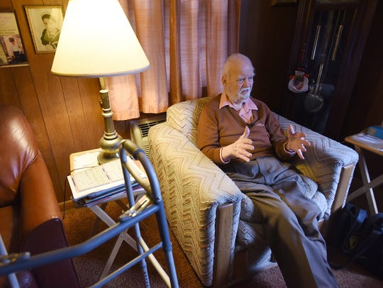 Theodore L. Van Winkle, 90, a retired attorney and judge, has argued that the Kip house should be saved. Van Winkle's ancestors served in the Revolutionary War militia alongside the Kips, and his great-grandfather Daniel bought the Kip Homestead in 1852.