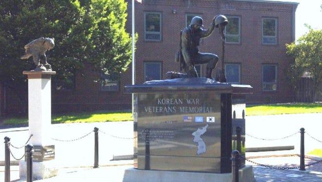 York County Korean War Veterans Memorial