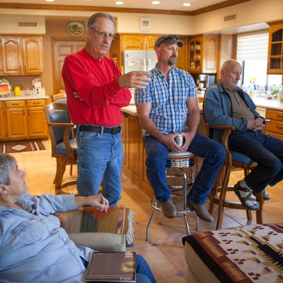 Residents of Dammeron Valley discuss their legal battle