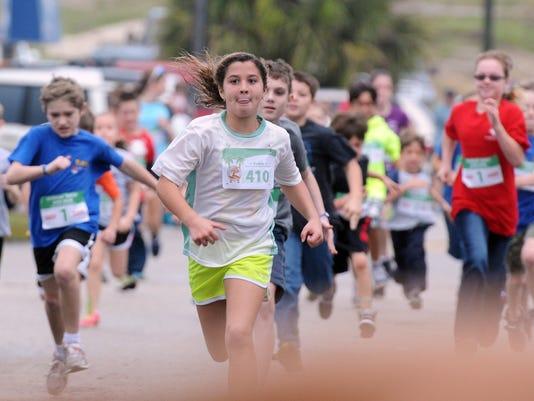 Melbourne Music and Beaches Marathon: Florida Today 5K
