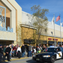 Police escorted Santa to the Hamilton Mall in 2013. On Friday morning, officers responded to the mall for another reason - a fatal shooting in the parking lot.