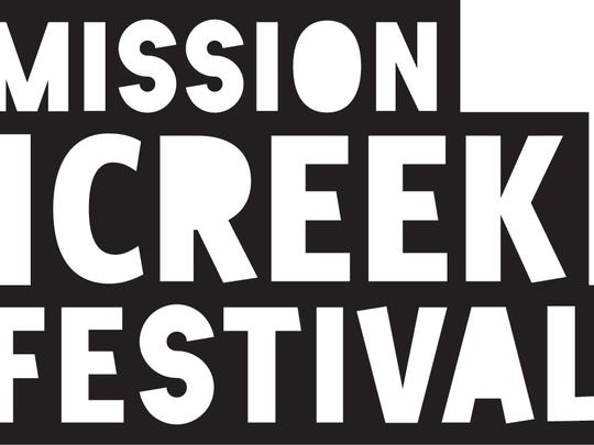 Mission Creek Festival logo.