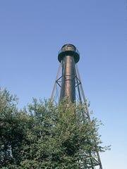 Finn's Point Lighthouse.