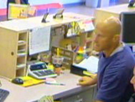 Phoenix robbery suspect