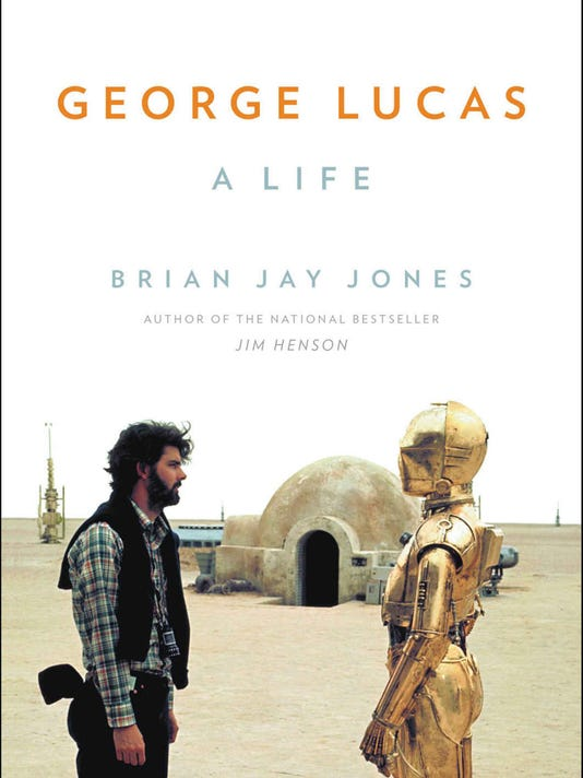 "Book review: ""George Lucas: A Life'"