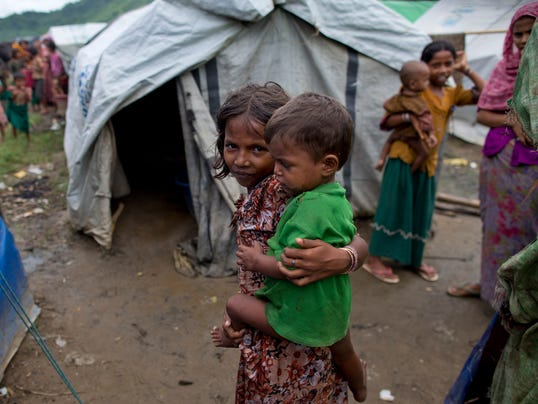 AP Myanmar Sectarian Violence