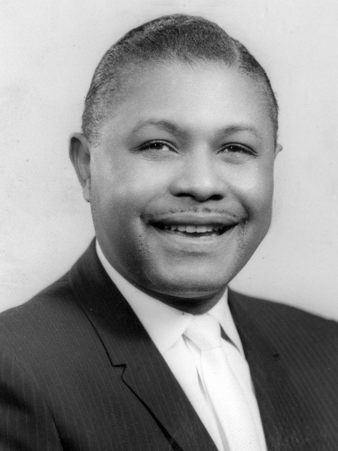 Rev. C.L. Franklin, 1965.