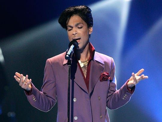 Pantone just named a shade of purple after Prince—and