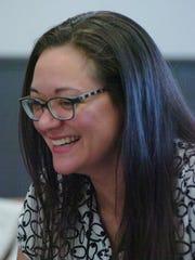 Jess McClary of Farmington talks about her experience