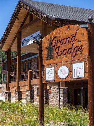 The Grand Lodge at Brian Head.