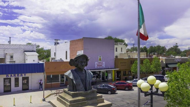 Major progress is being made in the ongoing dispute over the Christopher Columbus statue in the Mesa Junction.