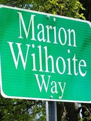 Marion Wilhoite Way