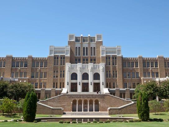 little rock high school