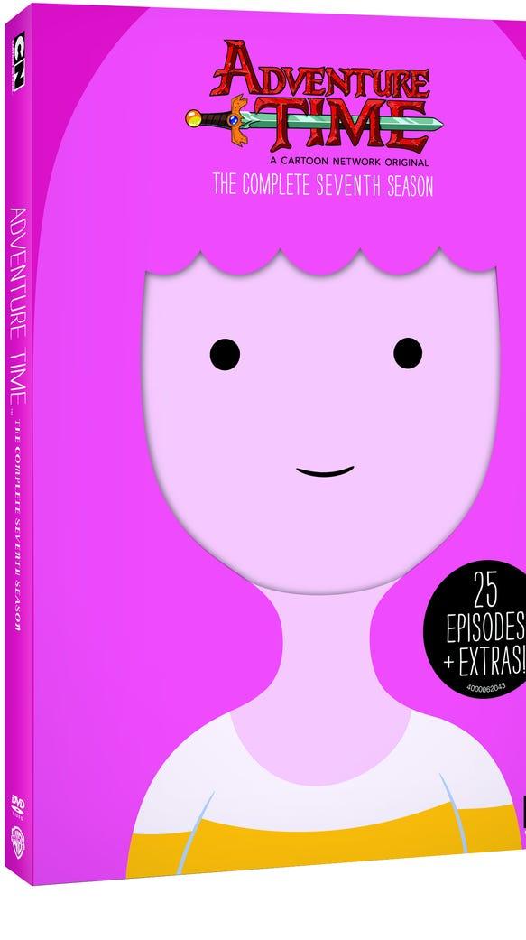 """Adventure Time: The Complete Seventh Season"""