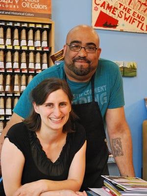 Felix and Sarah Olivieri