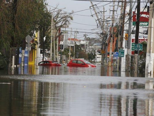 EPA PUERTO RICO HURRICANE AFTERMATH DIS METEOROLOGICAL DISASTER PRI SA
