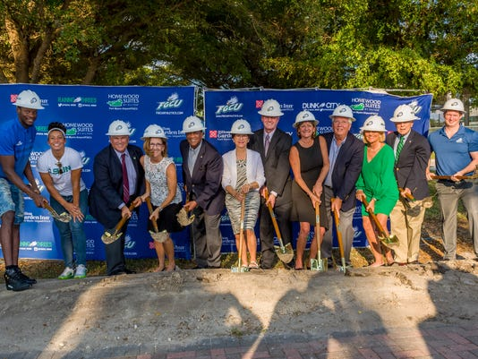 Alico Arena expansion project