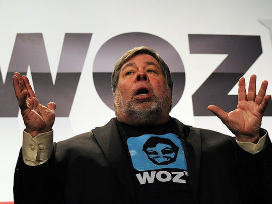The Christus Spohn Foundation presents Steve Wozniak, the co-founder of Apple Computer Inc., as the speaker of its 29th annual Lyceum, at the American Bank Center, 1901 N. Shoreline Blvd., on Tuesday, April 25. Tickets are $500. Information: 361-881-3940.