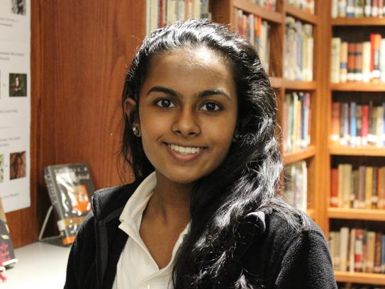 Padua freshman Sonia Srikanth has qualified to compete