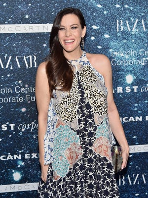 Liv Tyler gave birth to a boy on Feb 11, her second son.