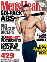 Yankees slugger Giancarlo Stanton was featured on the