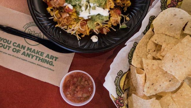 Moe's Southwest Grill opens Thursday in Vero Beach.