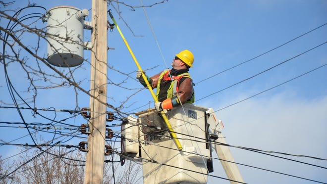 Consumers Energy worker