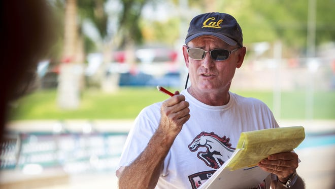 Pat O'Neill is leaving Brophy Prep.